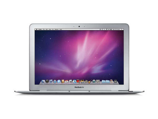Apple MacBook Air (1.86 GHz)