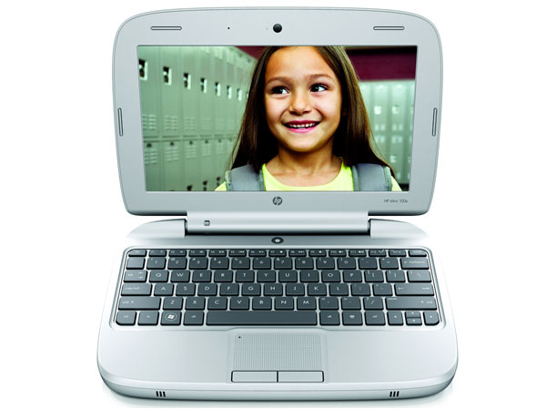 HP Mini 100e Laptop
