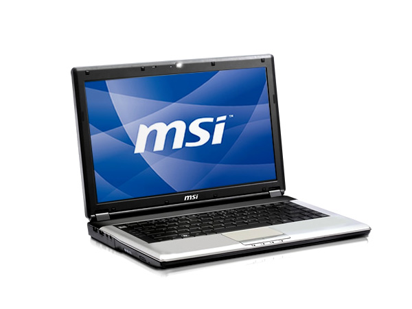 Msi CR400 laptop