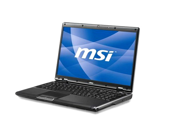 Msi CR500 laptop
