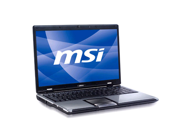 Msi CR500 notebook